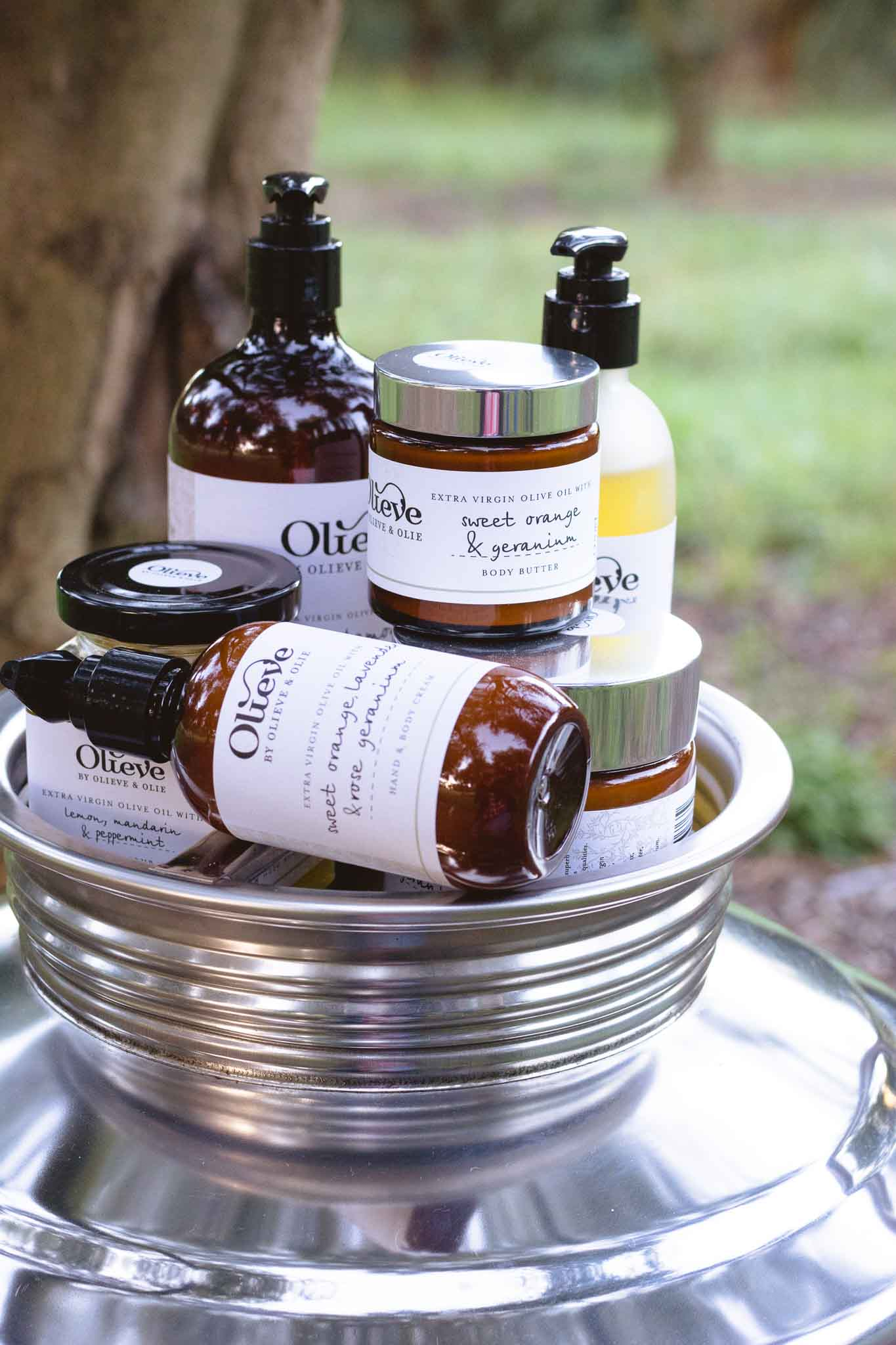 olieve and olie products