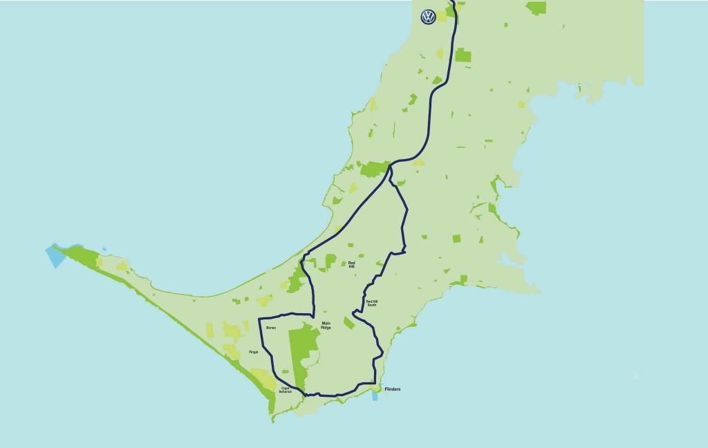 LTP Drive Days Route 2-2