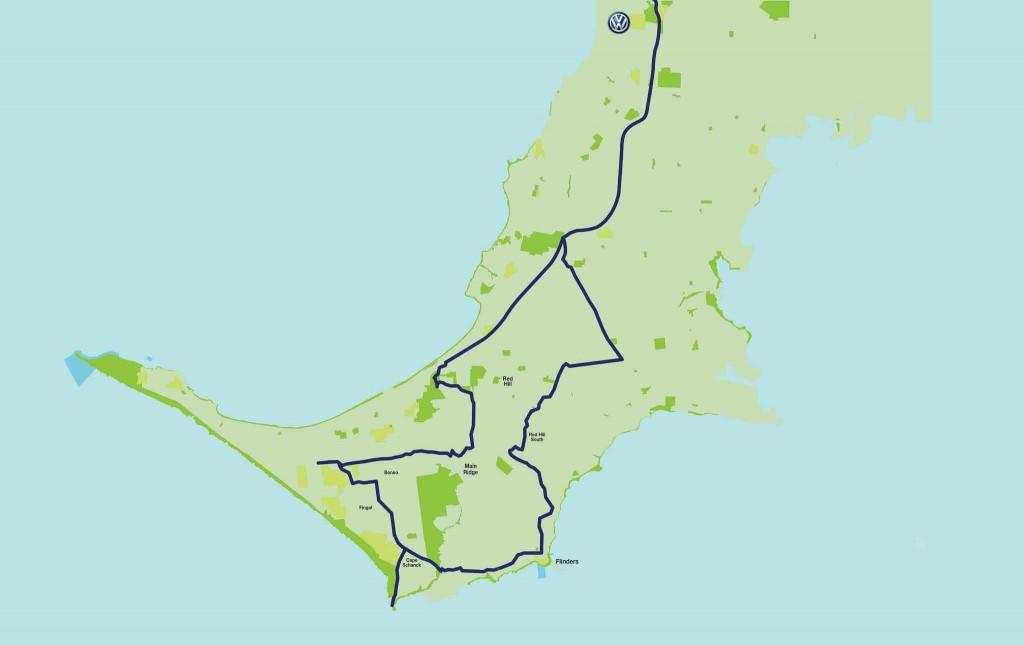 LTP Drive Days Route 3-2
